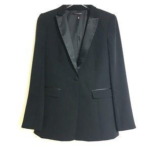 Victoria's Secret formal blazer BLACK SZ 8